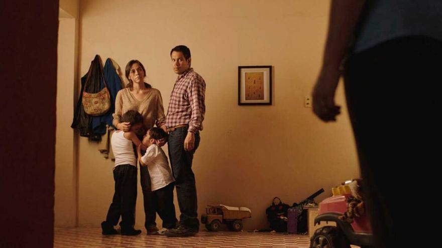 Fotograma de la película 'La región salvaje'.