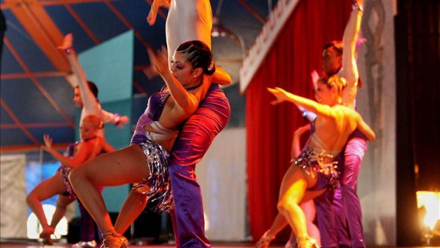Cali pone en movimiento la Bienal Internacional de Danza con ritmos populares