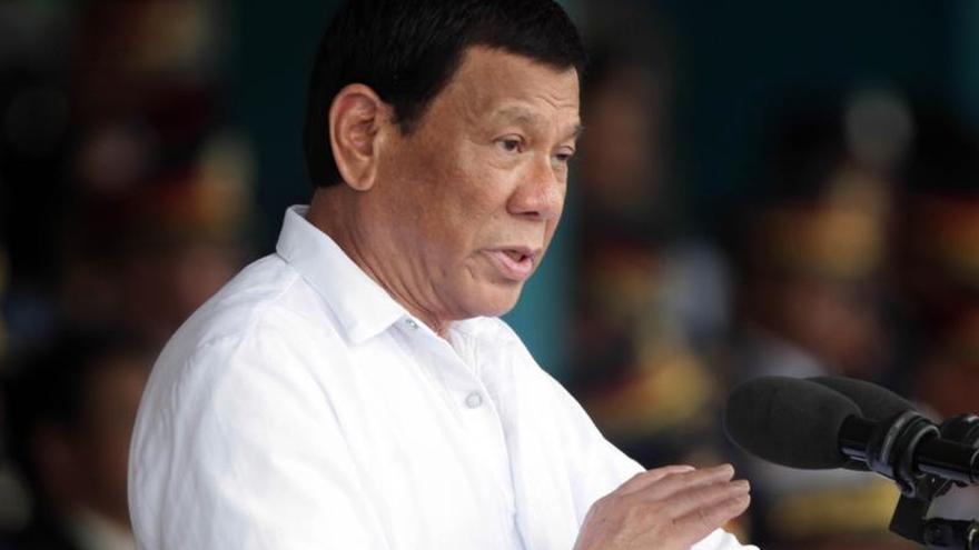 Duterte dice que el aumento de las violaciones en Davao se debe a las mujeres bonitas