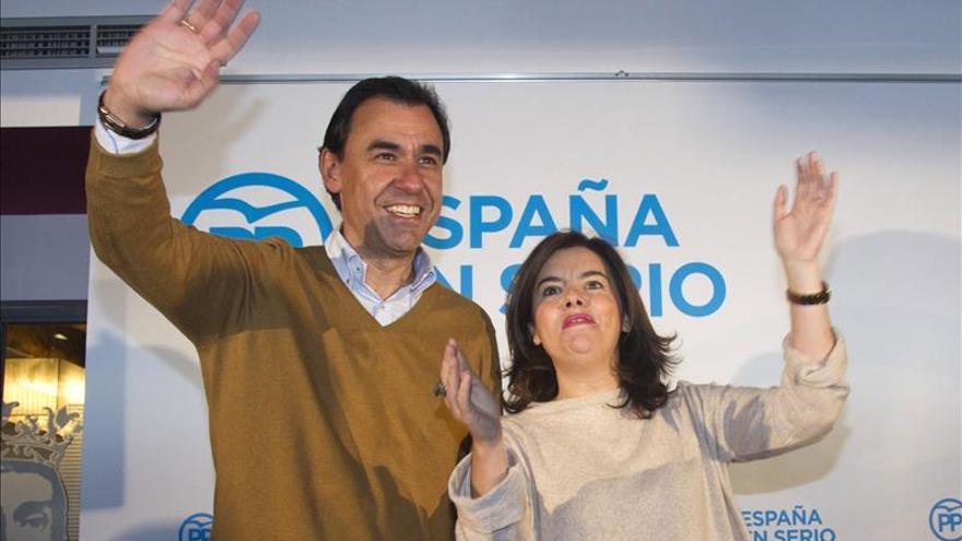 La Dirección Nacional apoya al PP de Segovia al pedir la renuncia de De la Serna