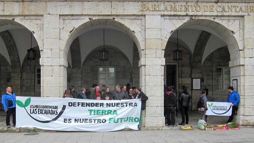 Asamblea en Defensa de Las Excavadas pedirá a Martín y a Oria que no ejecute allí el parque tecnológico