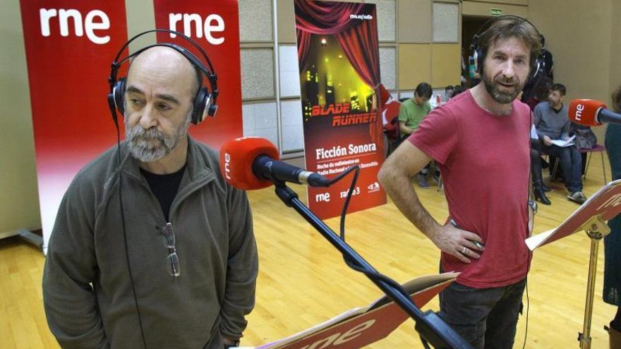 """Antonio de la Torre y Álex Angulo llevan """"Blade Runner"""" a la radio"""