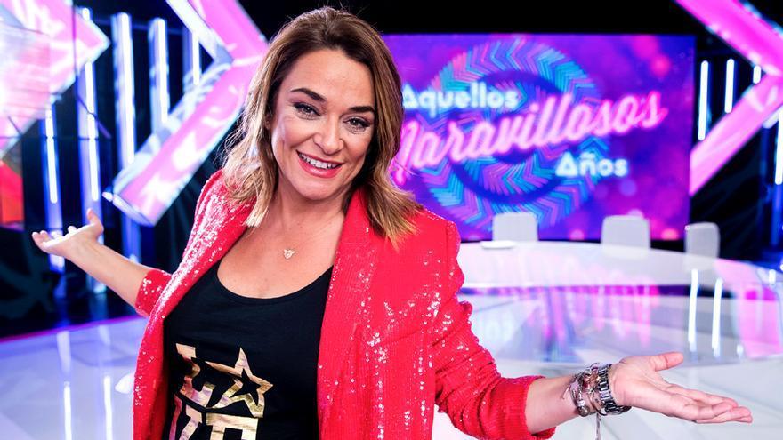 """Toñi Moreno: """"María Teresa Campos es la entrevistadora y entrevistada perfecta"""""""