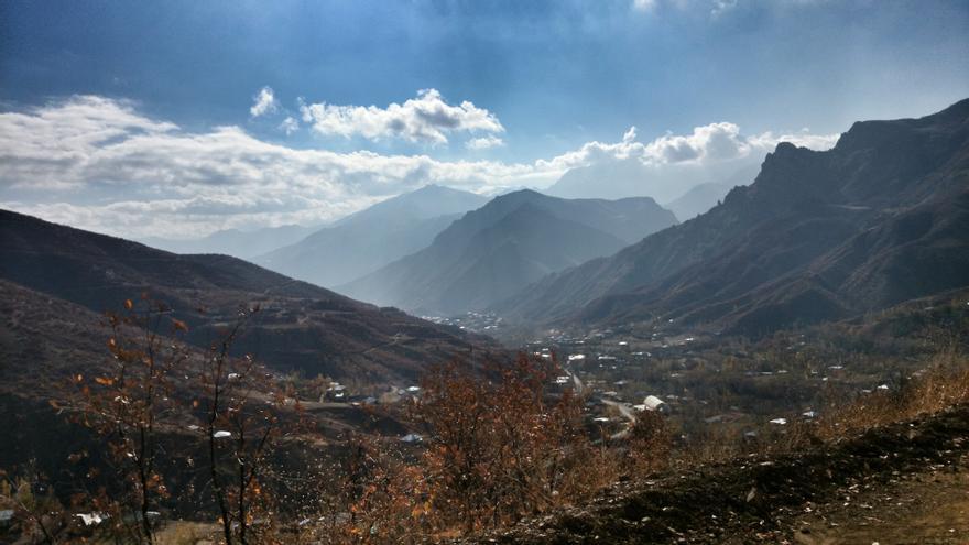 Valle de Semdinli/L. M. Hurtado