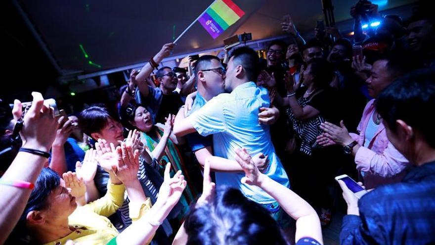 Human Rights Watch pide a China que frene las terapias contra los homosexuales