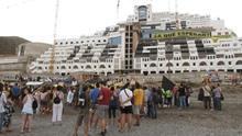 """La Junta espera que el caso del Algarrobico termine """"rápidamente"""" y su demolición sea efectiva"""
