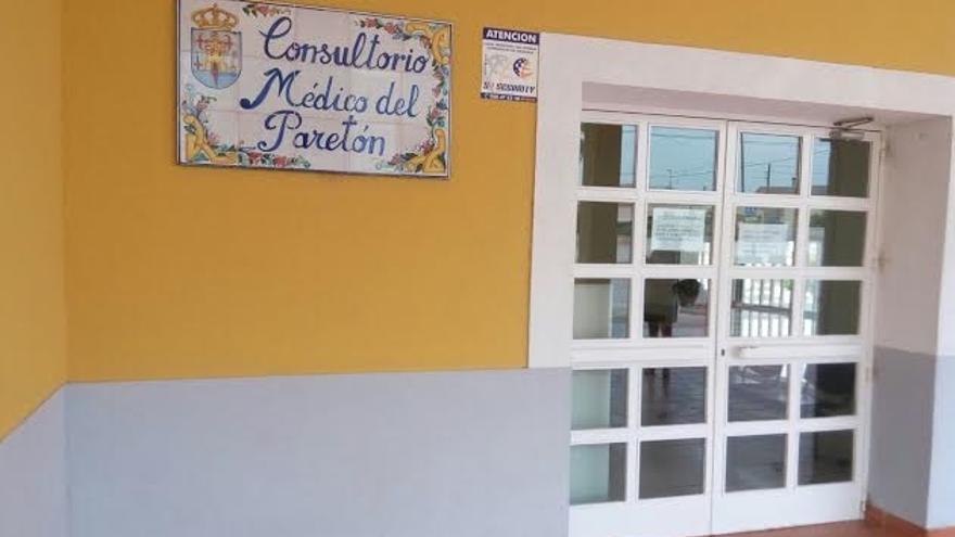 Consultorio médico de El Paretón-Cantareros en Totana