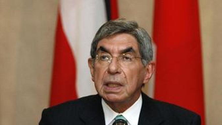 Mandatario de Costa Rica, Óscar Arias