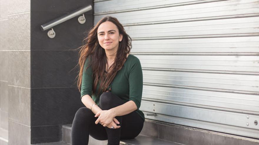 Estefanía Langarita es investigadora de la Universidad de Zaragoza,