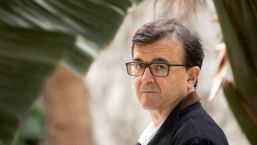 Javier Cercas ha publicado 'Independencia', cuyo protagonista es de nuevo el mosso d'esquadra Melchor Marín