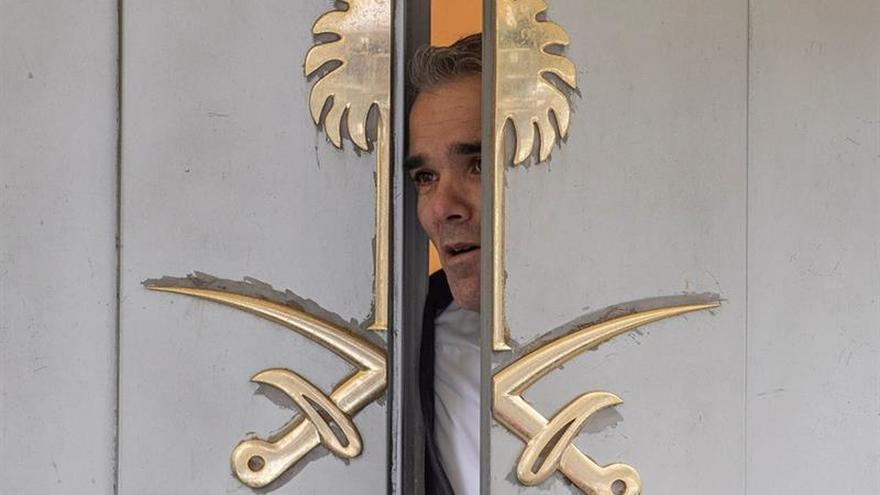 Riad aplaude la colaboración con Ankara para esclarecer la desaparición de Khashoggi