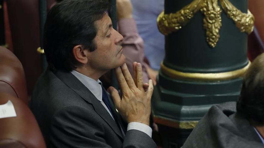 Javier Fernández teme que el nuevo gobierno no sea dialogante ni flexible