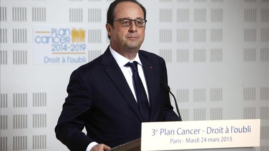 Hollande dice que la mayoría de las víctimas son españolas, alemanas y turcas