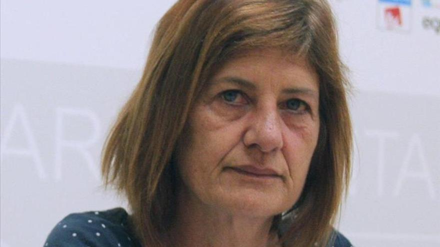 La diputada Consuelo Martínez deja la coalición AGE y se pasa al Grupo Mixto