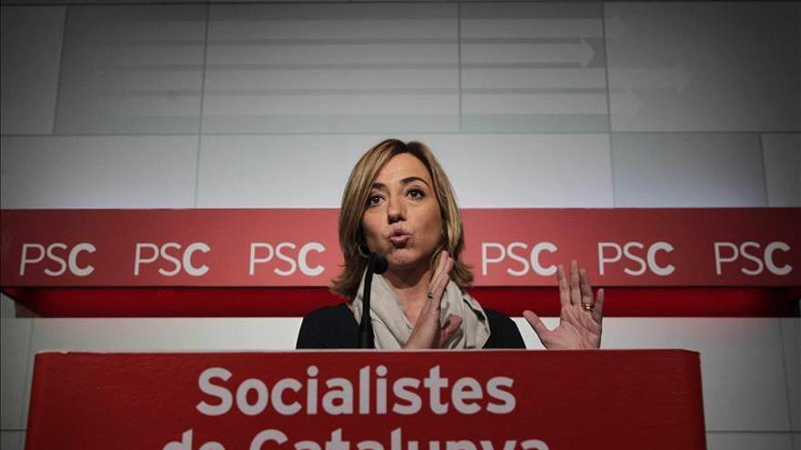 """Chacón cree que la resolución independentista es """"el principio del fin de Mas"""""""