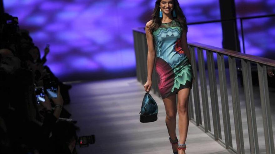 Irina Shayk será la estrella invitada de Santiago Fashion Week