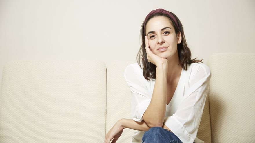 La portavoz de campaña de Más País, Rita Maestre.