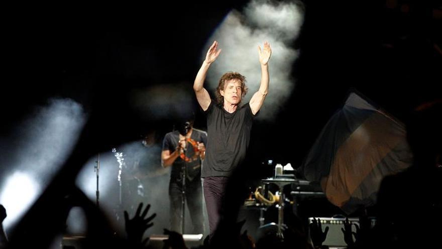 Los Rolling Stones cancelan un concierto en EEUU por laringitis de Mick Jagger