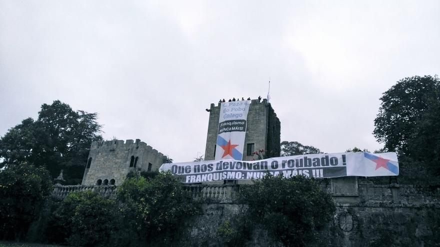 """La Fundación Franco actuará contra los """"asaltantes"""" de Meirás y defiende que """"la ley debe pesar más que la democracia"""""""