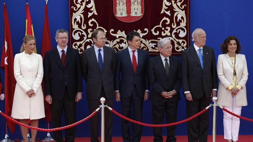 Gallardón no cree que Aguirre critique la política del Gobierno de Rajoy