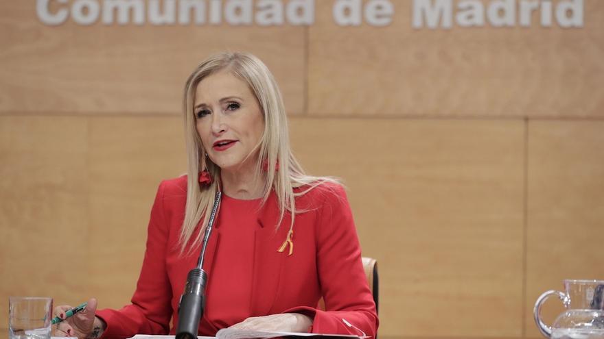 """Cifuentes niega haber tratado la compra de Emissao y Ruiz-Huerta (Podemos) dice que participó """"activamente"""" en el Canal"""