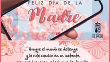 Cartel del Día de la Madre.