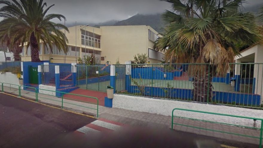 Colegio Tigaday en Frontera