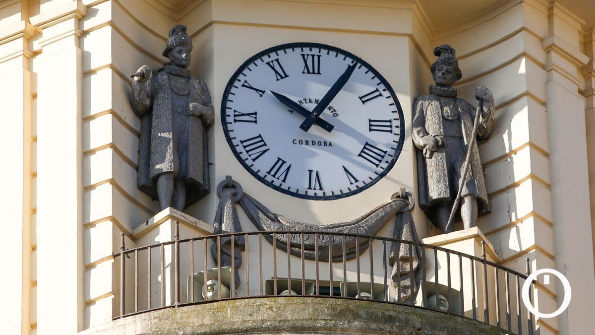 Reloj de las Tendillas.