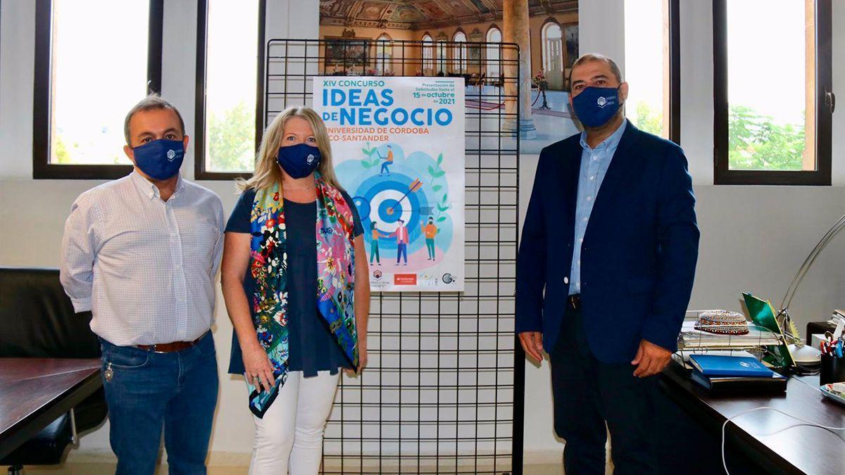 Concurso Ideas de Negocio de la UCO.
