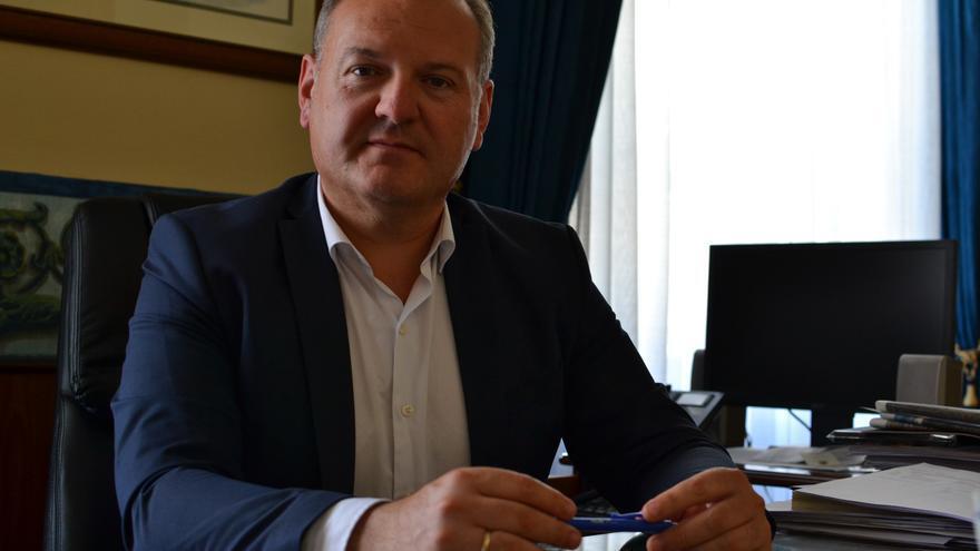 Antonio Fernández, alcalde de Cuevas de Almanzora | N.C.