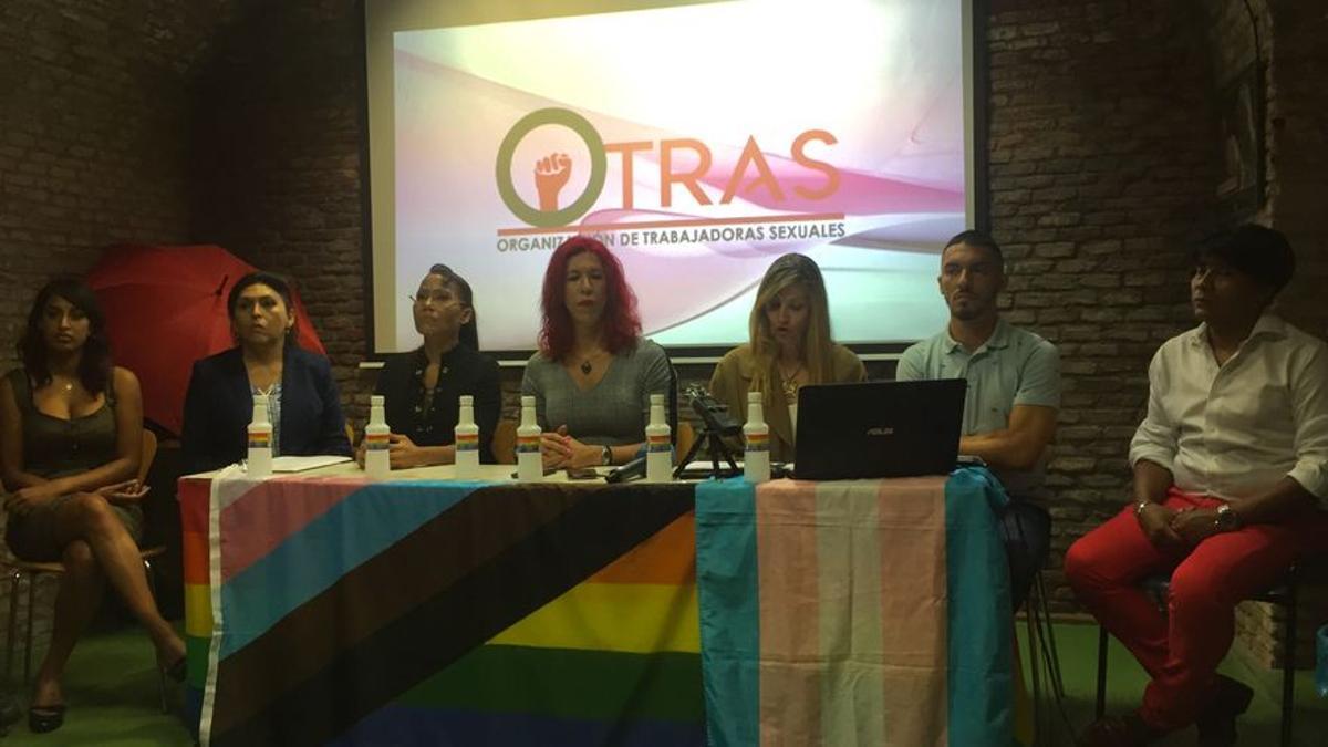 Presentación del sindicato OTRAS