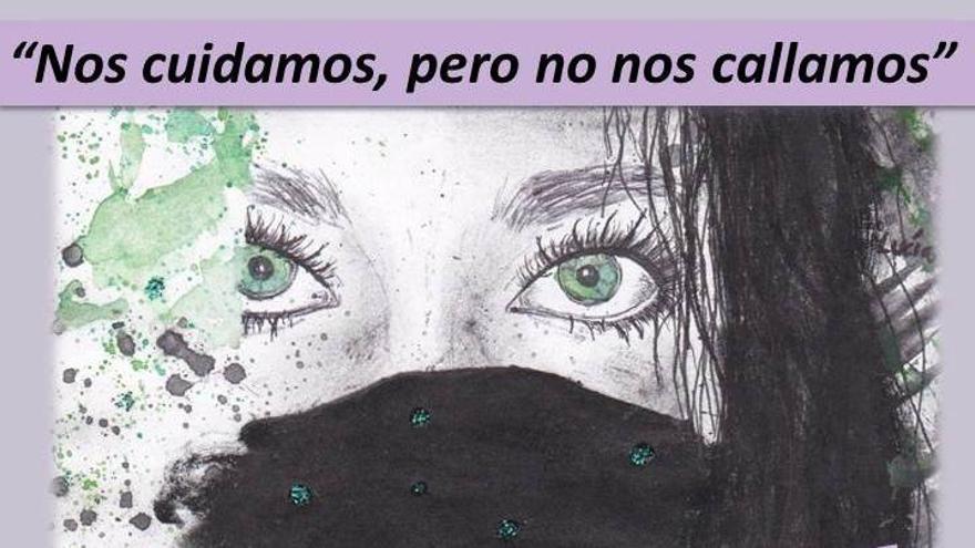 """""""Nos cuidamos, pero no nos callamos"""": así es el manifiesto feminista de la Diócesis de Ciudad Real"""