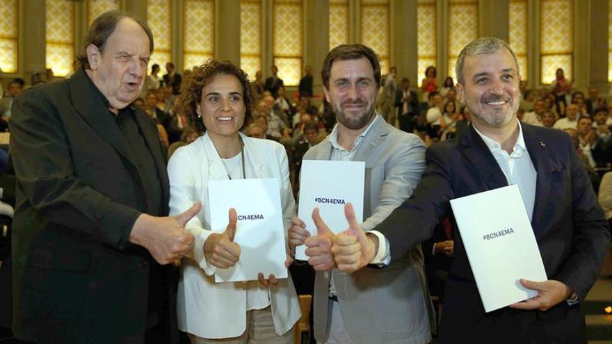 Barcelona apela al espíritu del 92 para conseguir la Agencia de Medicamentos