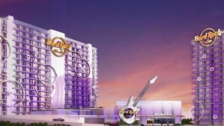 El director general comercial de Palladium Hotels, Sergio Zertuche, informó sobre la fecha de apertura del hotel