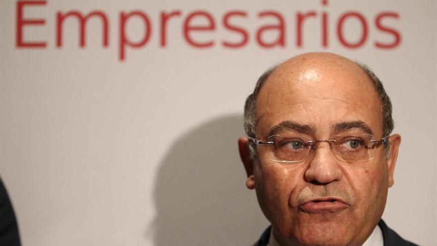 El expresidente de la CEOE Díaz Ferrán. / EP