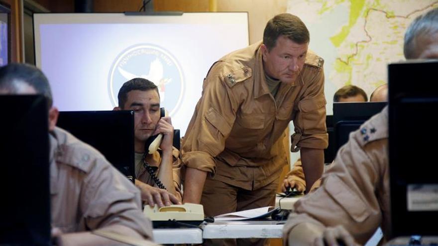 Rusia dice que el ataque a desplazados en Siria pudo ser del Frente al Nusra