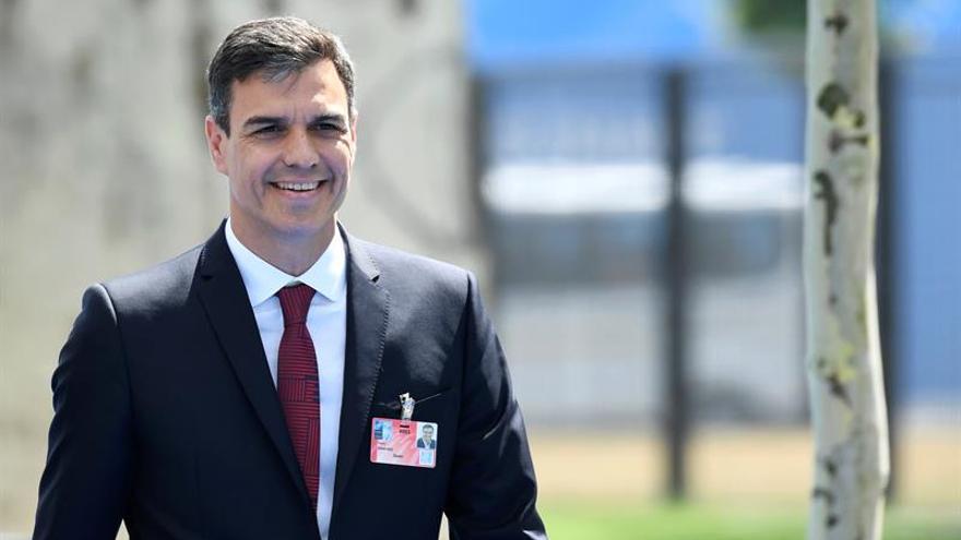 """La visita de Sánchez a Chile muestra la """"sólida relación"""" bilateral, dice canciller"""