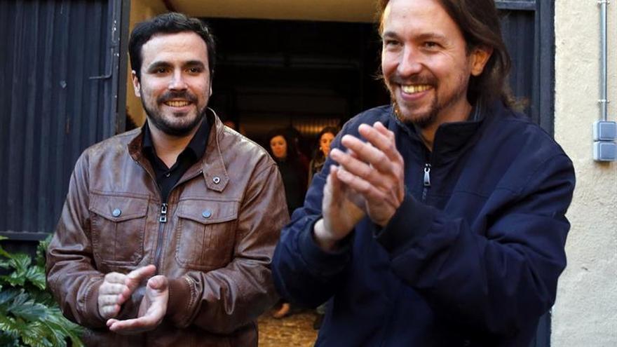 El 87,8% de las bases de IU apoya el preacuerdo electoral firmado con Podemos