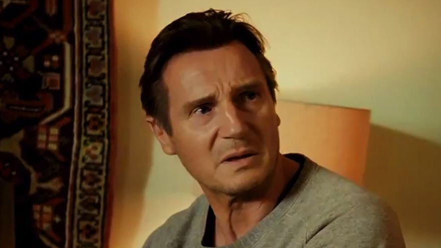 V3nganza con Liam Neeson