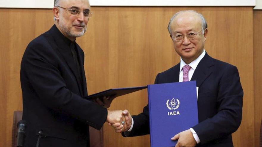 Inspectores del OIEA llegan a Irán para visitar la mina de uranio en Gachin