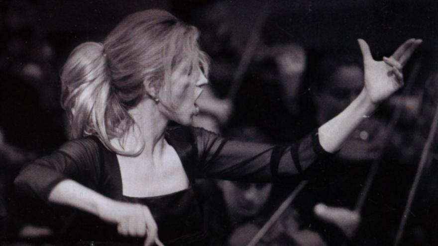 La OSE, dirigida por Inma Shara, ofrecerá un concierto el viernes con motivo del bicentenario de la 'Batalla de Vitoria'