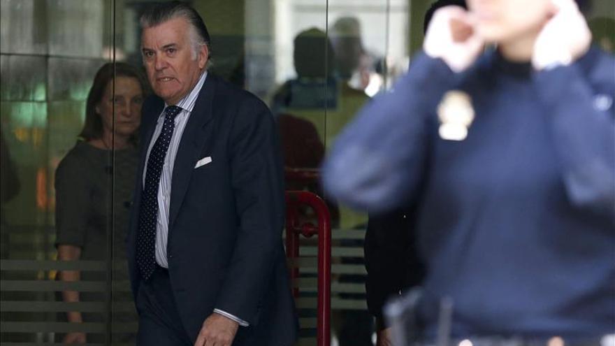 El Ruz interroga el jueves a Bárcenas por quedarse dinero de la caja B del PP