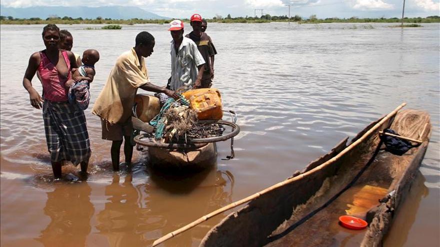 Al menos 36 muertos en Mozambique tras dos semanas de inundaciones