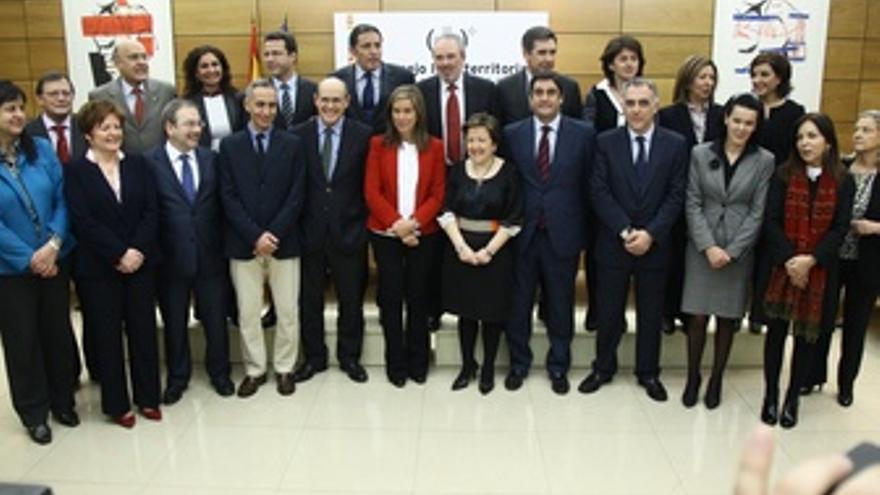 Consejo Interterritorial De Salud - Ana Mato