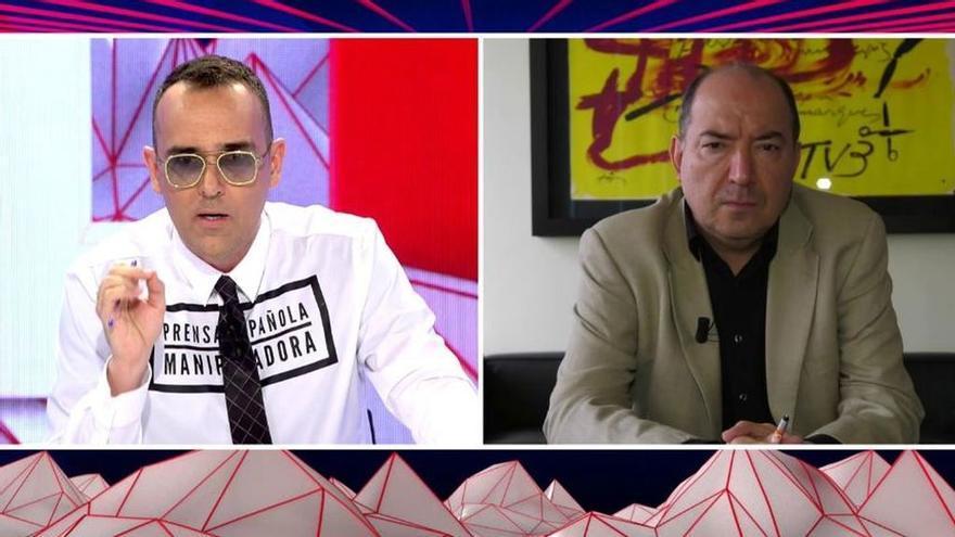 """Tercer grado de Risto al director de TV3: """"Hay un adoctrinamiento político vergonzoso"""""""