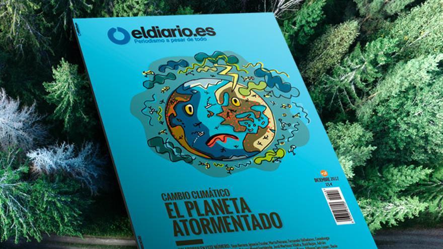 Portada de la revista 18 de eldiario.es