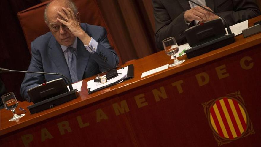 El Parlament aprueba crear una comisión de investigación sobre el caso Jordi Pujol