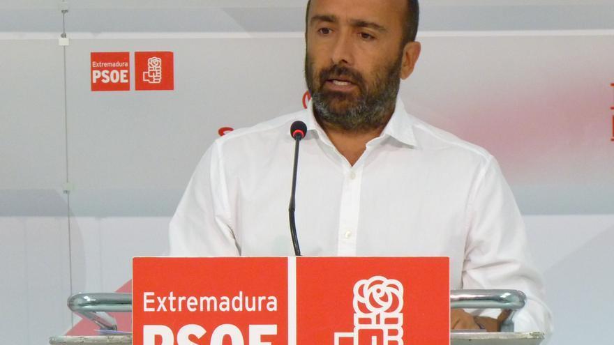 El portavoz del PSOE de Extremadura, Miguel Ángel Morales / PSOE
