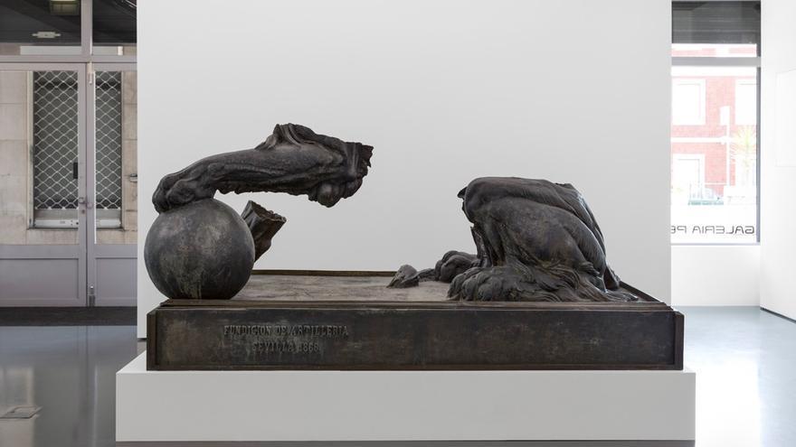 Fernando Sanchez Castillo | León I | Galeria Pedro Cera