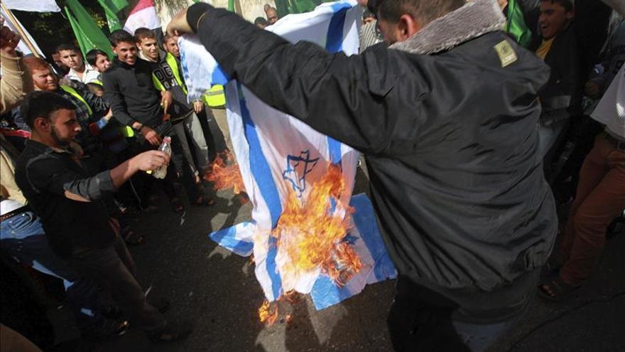 "Tribunal egipcio declara ""terrorista"" al grupo palestino Hamás"